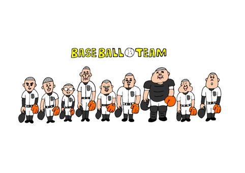 ベースボールチーム