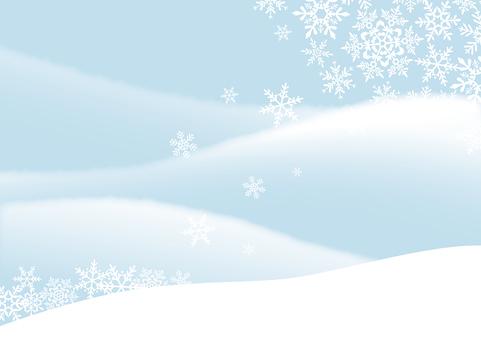 Winter Background Snow 1