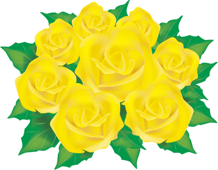 Rose (yellow)