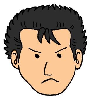 Tzun-head male