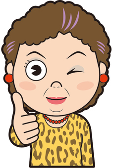 Osaka Auntie (Like)
