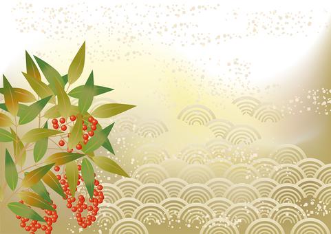 New Year Nanten & Qinghai Wave 12
