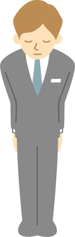 Businessman 013 (seriously bow!)