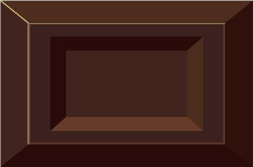 Free illustration board chocolate block parts