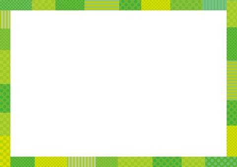 Frame Green 01