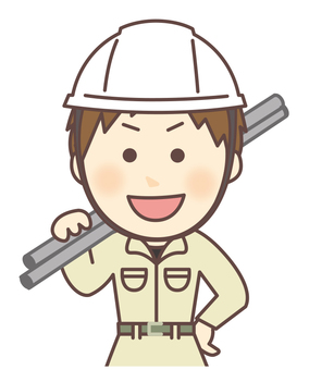 Dereliction of duty, civil worker 04 (upper body)