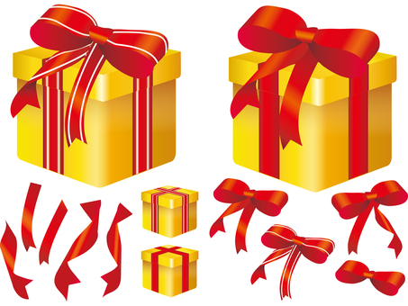Present box Gift ribbon Ribbon gifts