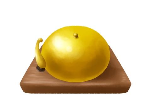 Gong illustration