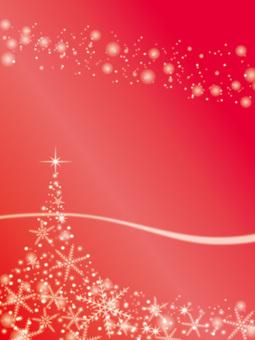 Christmas tree: Christmas material