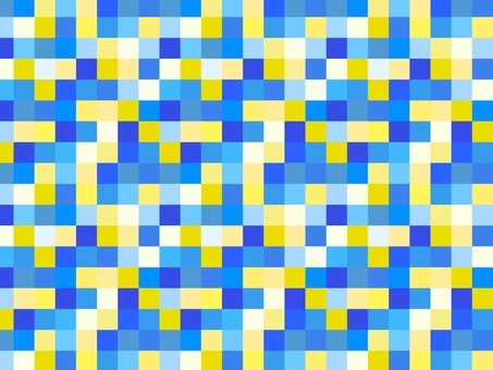 Wallpaper Blue Base Dot Painting