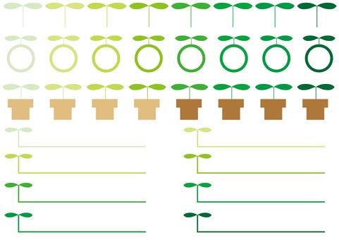 標題 - 生態 - 蓋葉集