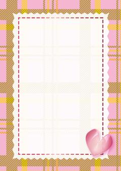 Girly Card (Pink)