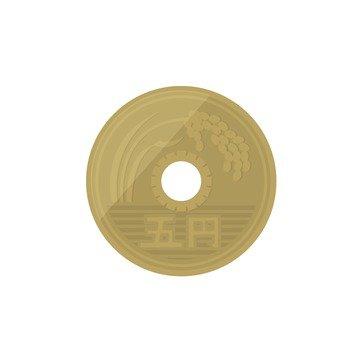 5日元硬幣