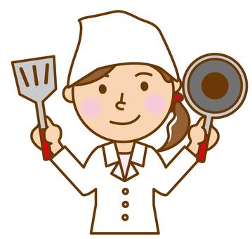 女人_烹飪2