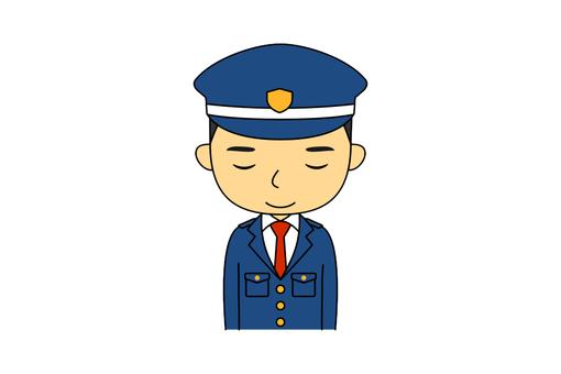 Male upper body guard 6