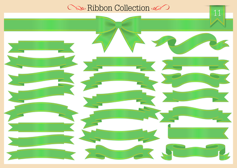 Ribbon Collection 11