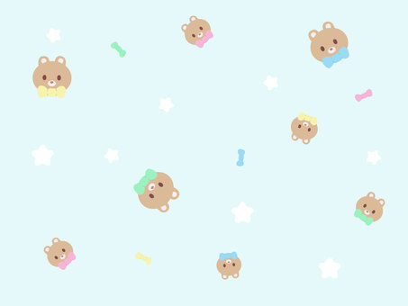 Bear background