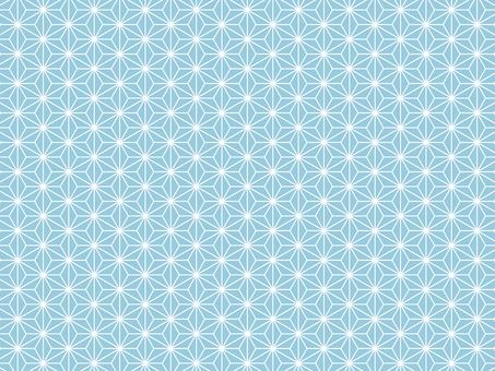 Blue japanese pattern background