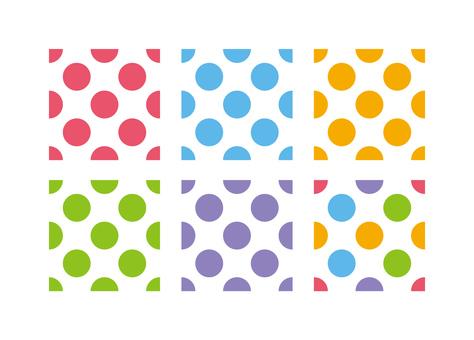Pop dots wallpaper