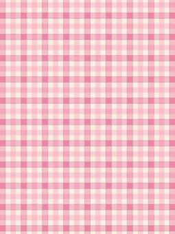 Check pattern pink pattern