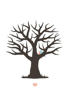 婚礼树(无人物)