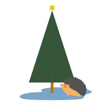 Christmas animal