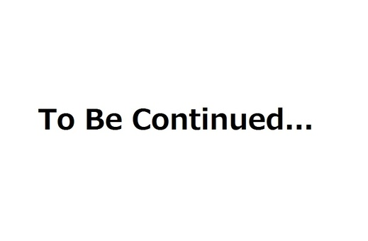 To Be Continued111