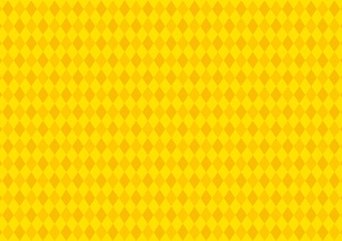 다이아몬드 무늬 배경 노란색