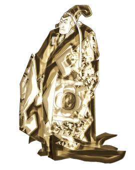 Kuichi Ichikawa's Kudo Yanagida Gold version