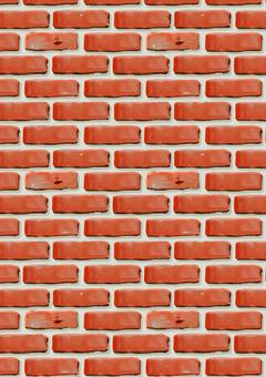 Red brick (vertical)