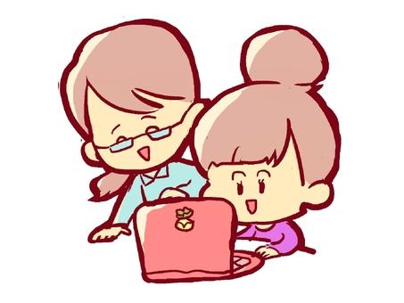 Teacher and programming 1