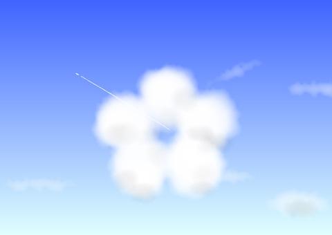 Cloud Cloud Blue Sky