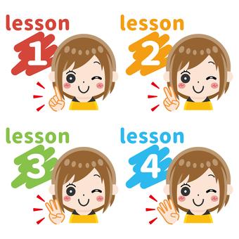Women's lesson