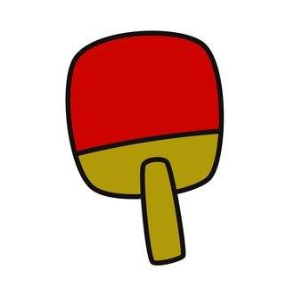 Table tennis racket 1