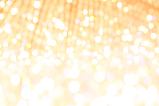 Gold glitter sparkle abstract background material
