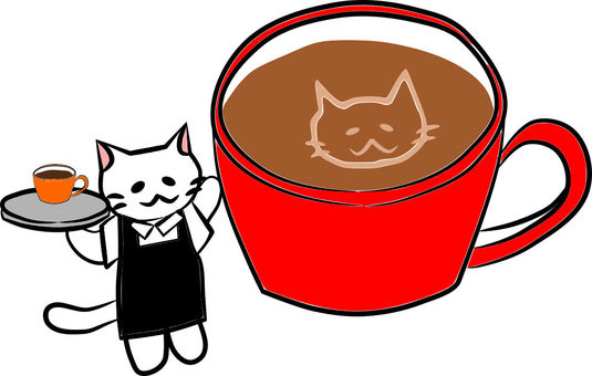 Nyanko Latte Art
