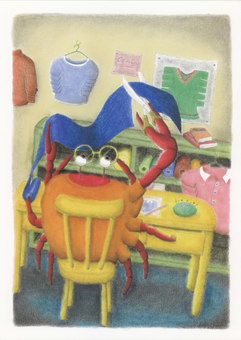 Crab clothes store