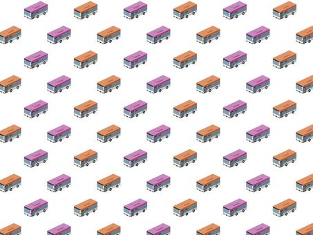 Bus pattern (alternating)