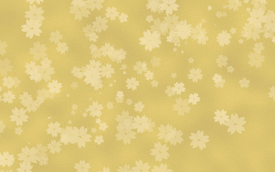 Sakura gold color texture
