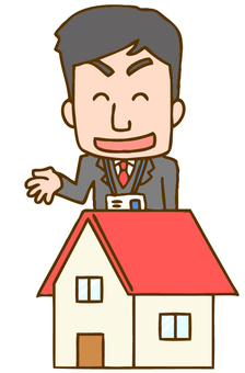 House maker Sales person