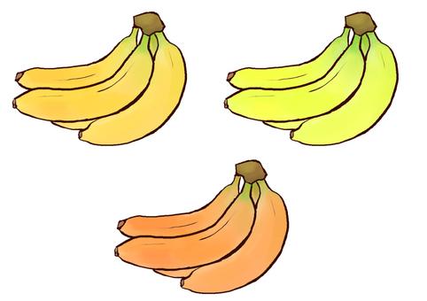 바나나 3 종