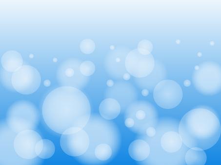 Blue blur dot