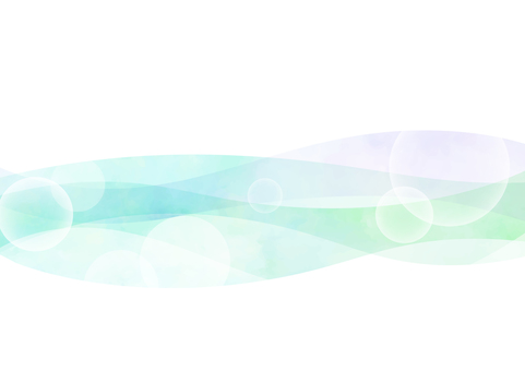 Background material wave