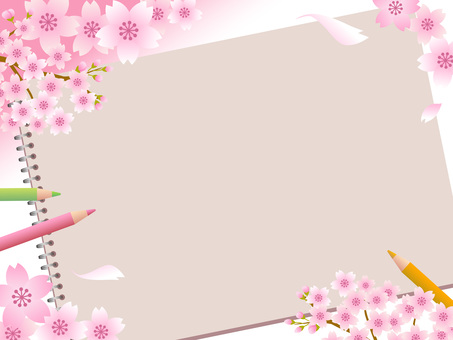 70317. Sakura and sketchbook 5