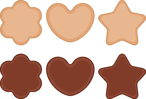 수제 쿠키 세트