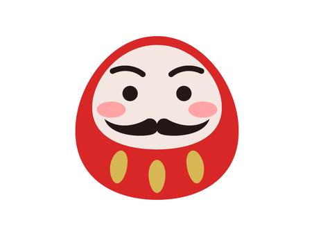 Mr. Daruma