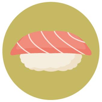 Toro's sushi