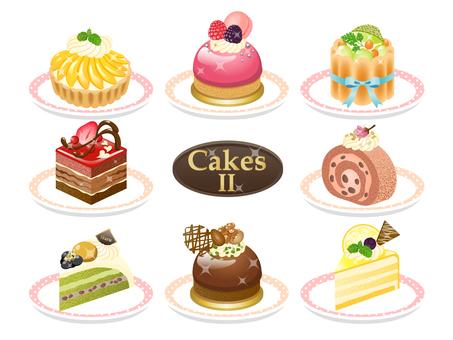 8種蛋糕Ⅱ