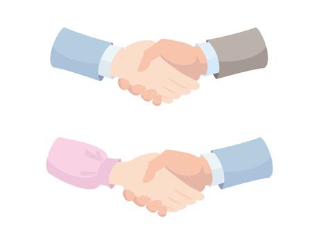 Handshake _ 02