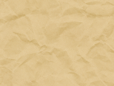 Texture of wrinkled craft paper